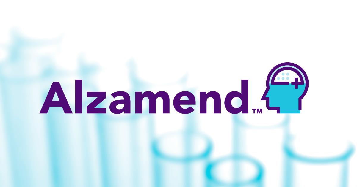 Alzamend Neuro logo