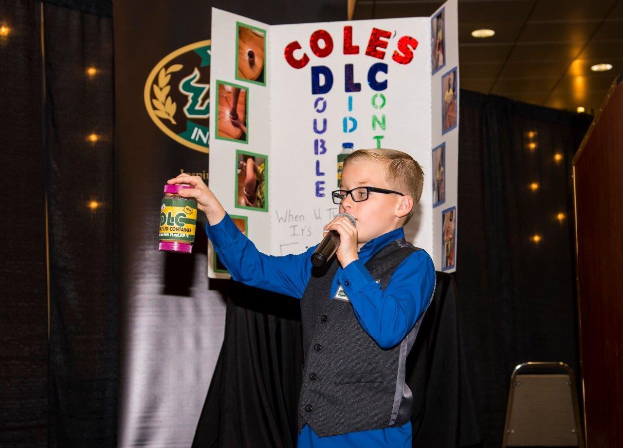 Cole Stevens