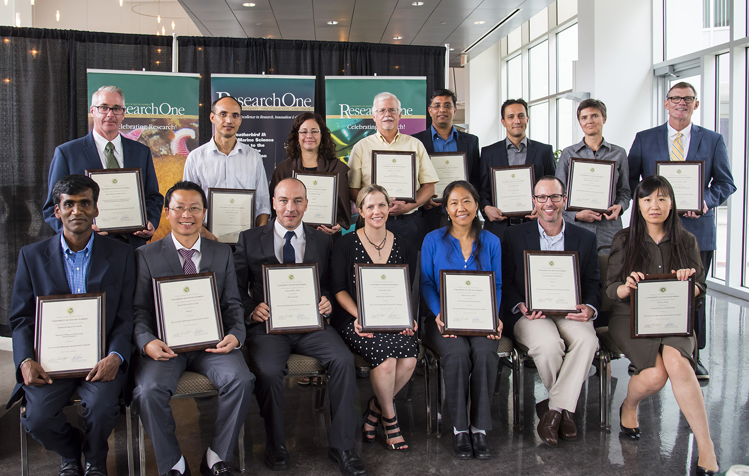Outstanding Faculty Research Awards