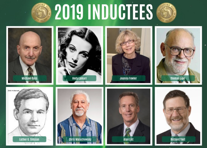 2019 Florida Inventors Hall of Fame Inductees